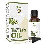 Naturreines Teebaumöl in Bio-Qualität