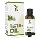 Bio-Teebaumöl in Braunglasflasche