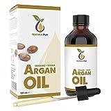 kaltgepresstes Arganöl in Bio-Qualität
