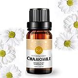 Kamillenöl - 100% Reines Natürliches Pflanzenöl, Bestes Therapeutisches Öl für Diffusor, Massage - 10 ml