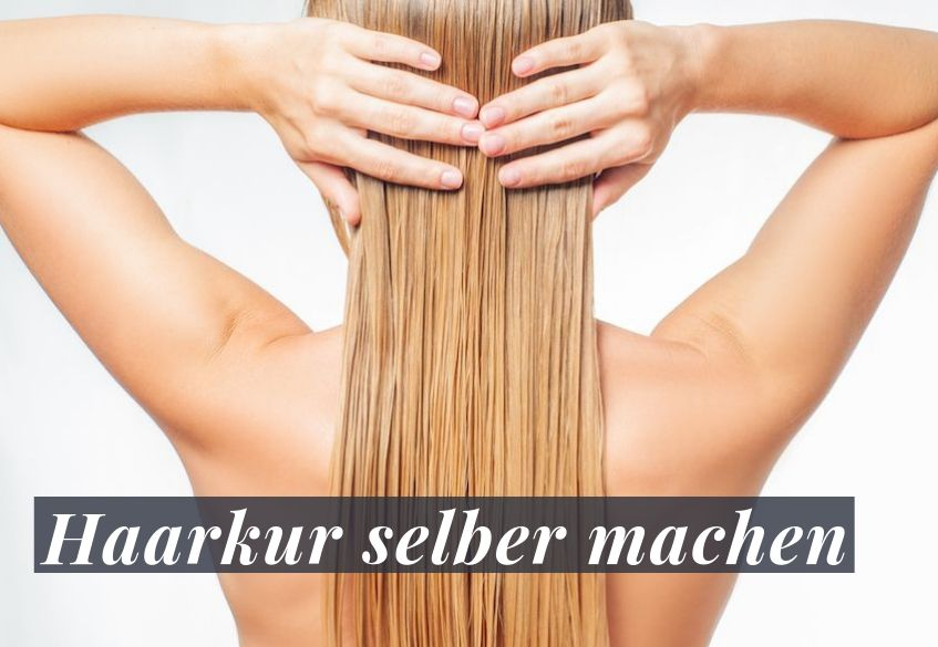 Haarkur Selber Machen10 Rezepte Vs Spliss Trockene Haare