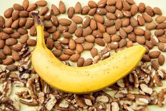 Haarkur mit Mandelöl und Banane selber machen