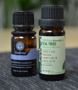 Teebaumöl & Eukalyptusöl