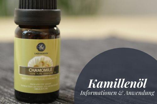Kamillenöl